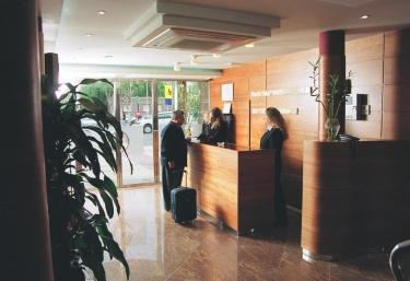 Hotel Legazpi - Murcia (Capital), Murcia