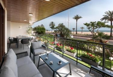 AG Casa Del Mar Premium - Playa De Gandia, Valencia