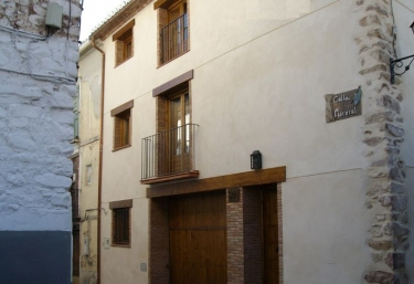 Casa Rural Pilar - Almedíjar, Castellón