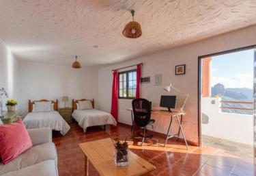 Nature Apartment - Living Artenara - Artenara, Gran Canaria