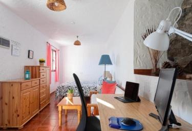 Earth Apartment - Living Artenara - Artenara, Gran Canaria