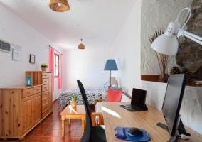 Earth Apartment - Living Artenara