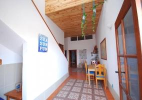 Casa Langostero Terraza