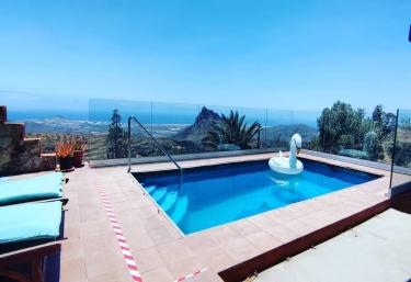 Finca La Vie en Rose - Telde, Gran Canaria
