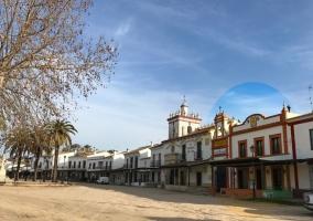Casa Hermandad Rociera