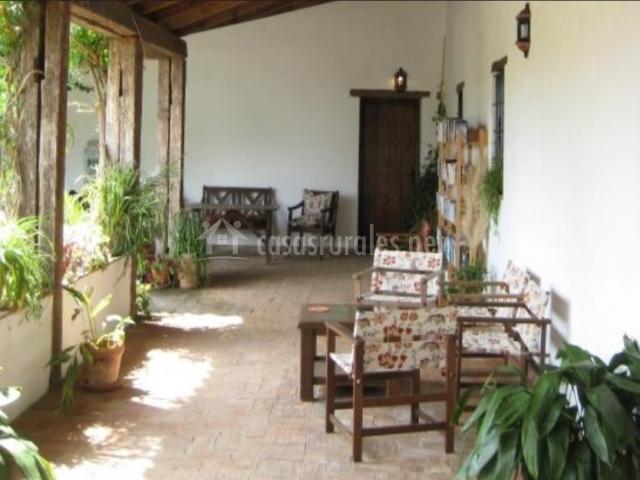 Casa rural cortijo rom n apartamentos rurales en jimena de la frontera c diz - Casa rural jimena ...