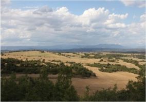 Vista de Vilamajor de Cabanabona