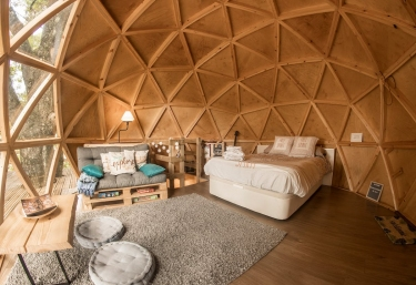 Chulavista Dome - Solana (Miera), Cantabria