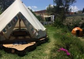 Riverheart Bell Tent