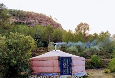 Yurta KAUSAY - Enguera, Valencia