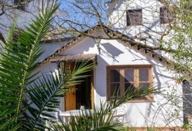 Cabaña Robinson - Finca Vegana - Zahara De La Sierra, Cádiz
