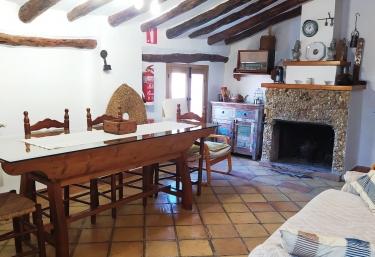 Casa Cañizo - Casas Los Abuelos - Benizar, Murcia