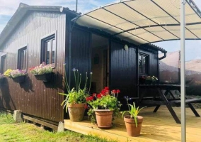Cabaña 3 - Camping Fin de Siglo