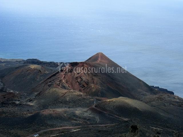 Los volcanes de Teneguía