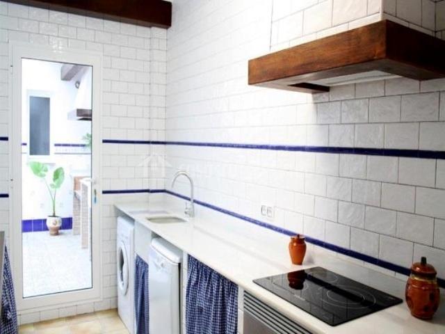 Casa rural severino en yatova valencia - Cocinas con salida al patio ...