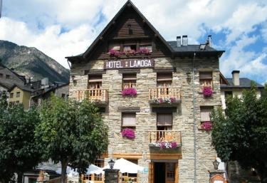 Hotel Lamoga - Llavorsi, Lleida