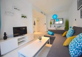 Albir Apartments- Turquoise