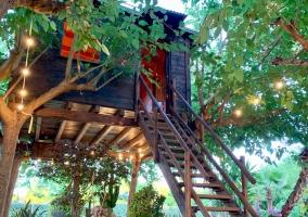 Villa Mediterráneo- Nature Tree House