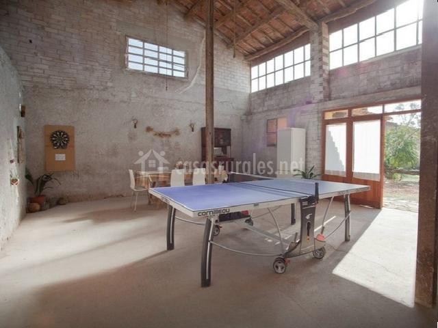 Mesa ping-pong