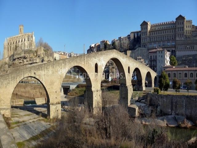 Puente Viejo de Manresa