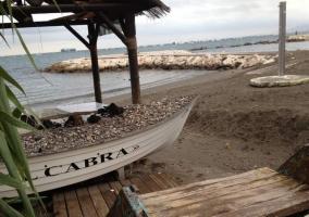 Playas del entorno