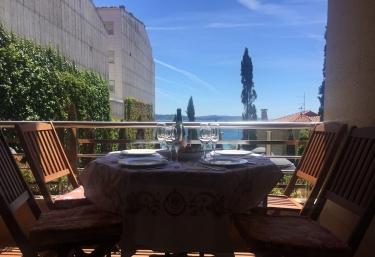Apartamento frente al Mar - Sanxenxo, Pontevedra