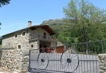 Camino El Bernacho - Espinosa De Los Monteros, Burgos