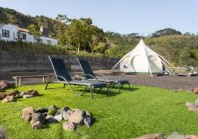 Unique Yurt