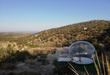 Hotel Burbuja SkyLovers - La/villajoyosa Vila Joiosa, Alicante
