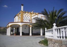 Casa rural Olvera - Villa Albarrán