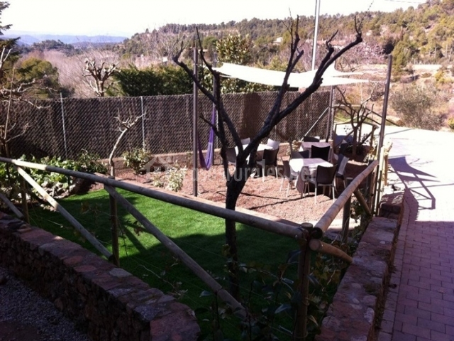 Can seuba en rellinars barcelona - Casa jardin badalona ...