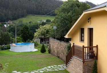 Casas rurales con piscina en asturias p gina 2 for Piscinas asturias