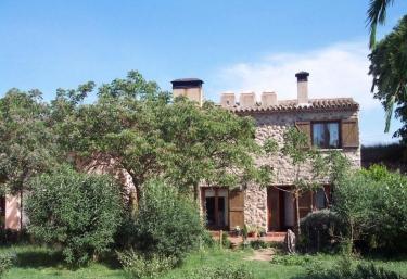 Maset de les Talaveres - Montblanc, Tarragona