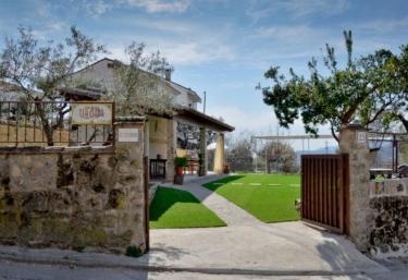 Casa Tía Elena - San Esteban Del Valle, Ávila