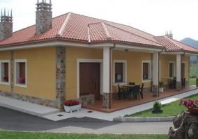 Apartamentos casa car n apartamentos rurales en cadavedo asturias - Apartamentos casa carin ...