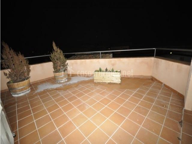 El ca izar en villarquemado teruel Azulejos para terrazas