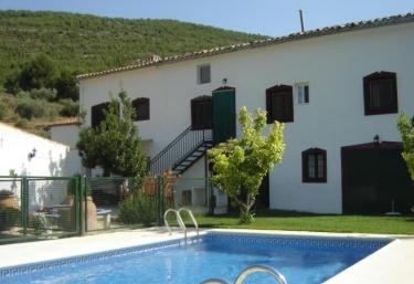Casa rural El Cortijo - Yeste, Albacete