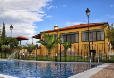 Casa rural La Atalaya - Almoharin, Cáceres