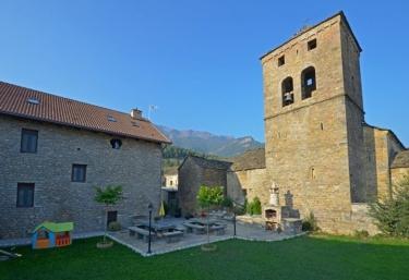 Casa rural Perico - Borrastre, Huesca