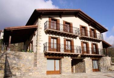 Sagardiko Etxea - Oscoz/oskotz, Navarra