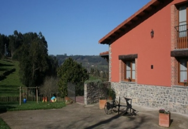 Apartamento la Ría - Selorio, Asturias