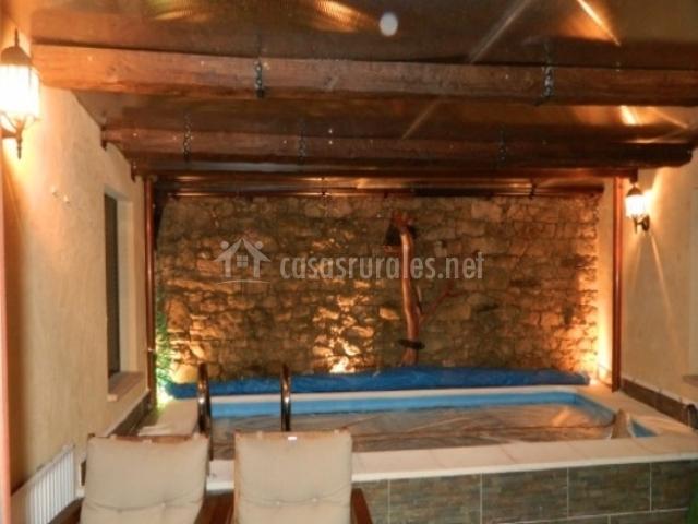 El t o calderero casas rurales en masueco salamanca for Piscinas cubiertas salamanca