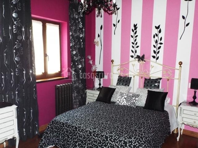 Precioso dormitorio de matrimonio