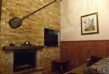 La Casa de Gonzalo - Muñoveros, Segovia
