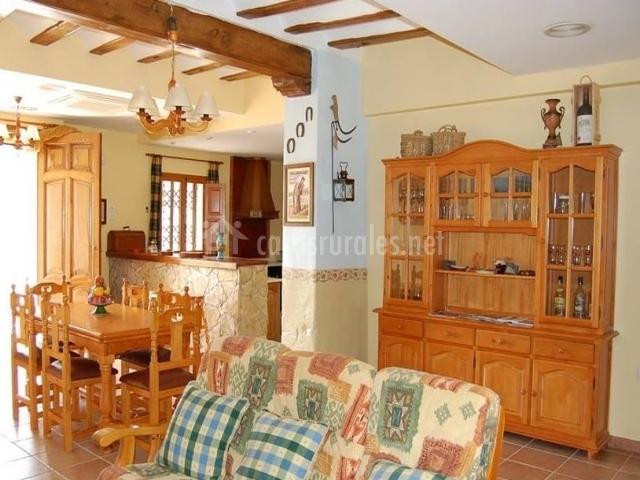 Casas de alcance en salto de cofrentes valencia - La casa de madera valencia ...