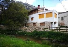 Casa rural el nacimiento casas rurales en pontones ja n - Casa rural pontones ...