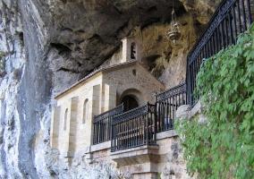 Ermita de la Santa Cueva, Covadonga