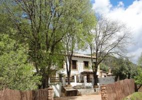 Casa rural Rompecalzas
