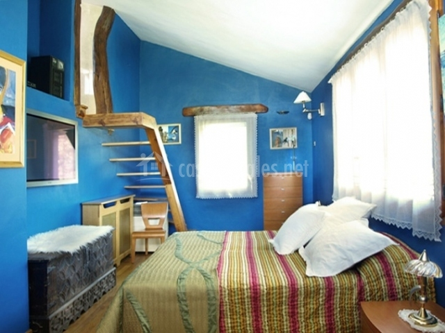Dormitorio tipo suite