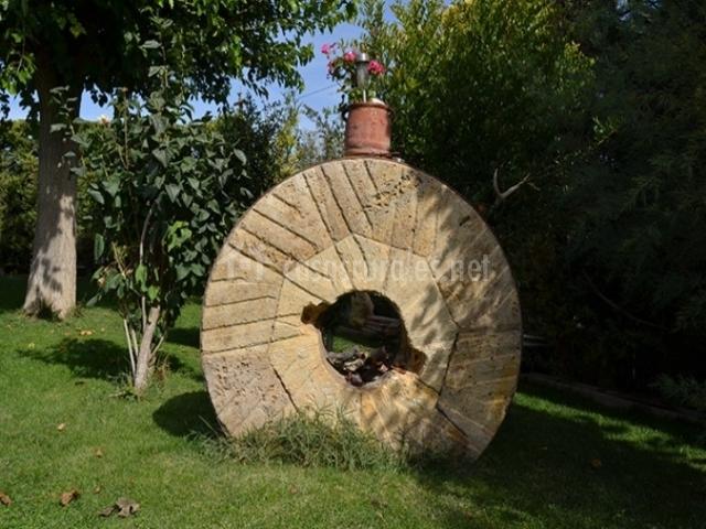 Jardines con rueda